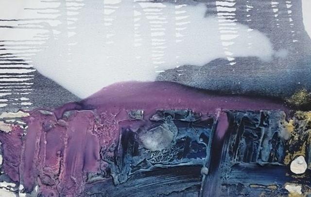 Сумеречное восприятие весны: абстракционисты Перми представят работы на выставке «Неоновый апрель»