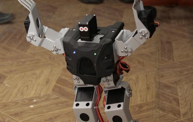 Битва роботов пройдет в Северодвинске