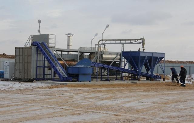 Возводимый в Волжском мусороперерабатывающий комплекс претендует на «Зеленый сертификат»