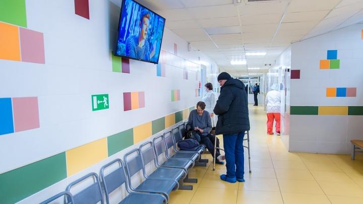 «Даже персонал стал добрее»: в челябинской больнице закончили большой ремонт