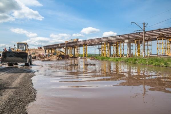 Стоимость реконструкции дороги составляет 2,3 млрд рублей