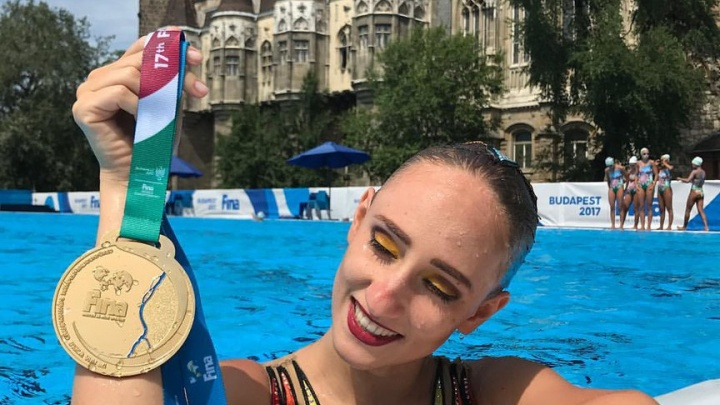 Влада Чигирева в составе российской сборной стала восьмикратной чемпионкой мира