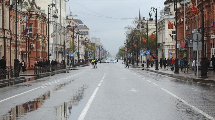 Опубликован план перекрытия центральных улиц Тюмени 9 Мая: как будут ездить машины и автобусы