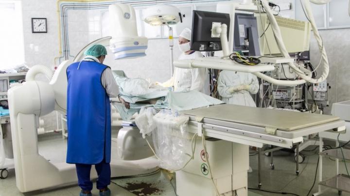 В Архангельске применили новую методику лечения нарушения мозгового кровообращения