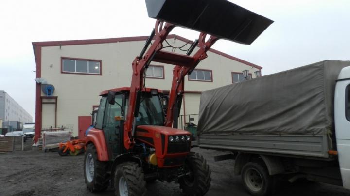 Где в Волгограде купить трактор «Беларусь» для коммунального и сельского хозяйства