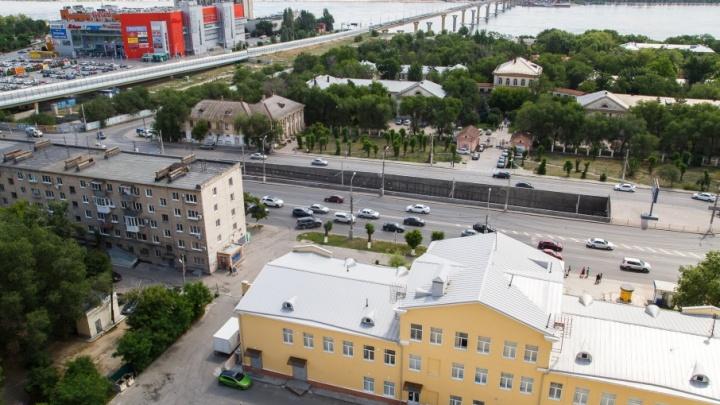 В Волгограде из-за тестового матча перекроют Первую Продольную