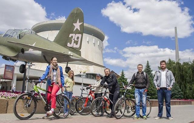 В Волгограде туристов и любознательных горожан пересадят на велосипеды