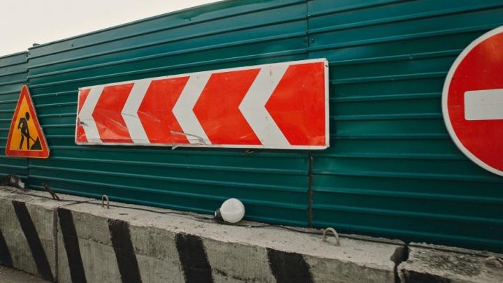 На трассе Тюмень — Екатеринбург обновят дорожное покрытие и установят новые уличные фонари
