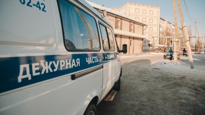 Тюменец с пистолетом напал на агентство недвижимости и потребовал вернуть ему деньги