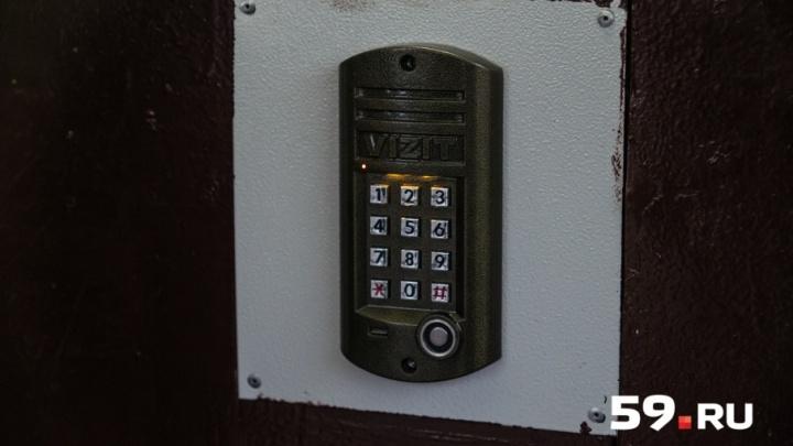 Как это работает. Звонит в 112, открывает дверь со смартфона: рассказываем о новых пермских домофонах