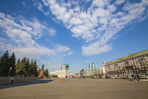 Движение перекроют на пересечении проспекта Ленина с улицей Кирова