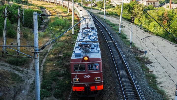 В 2017 году городская электричка перевезла более 25 тысяч пассажиров