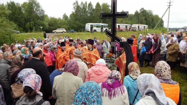 В Поморье память жертв политических репрессий почтят крестным ходом по местам захоронений