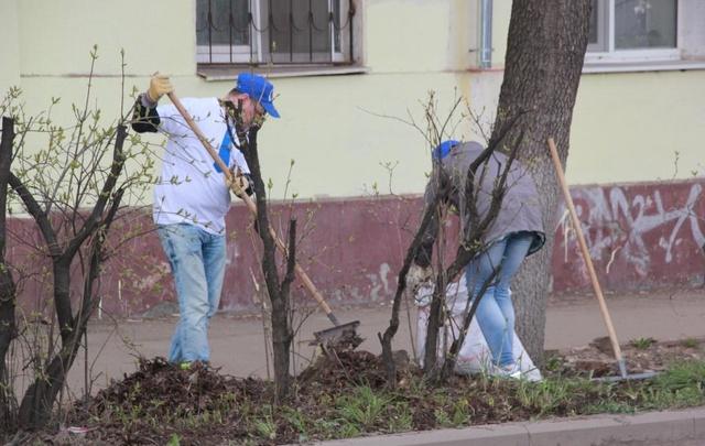 Составили карту субботников: где в Ярославле сделают уборку