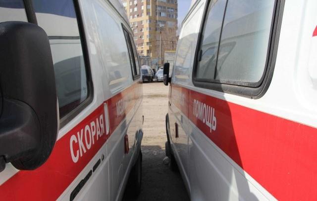 В Волгограде 11-летний школьник упал с крыши заброшенного здания и сломал позвоночник