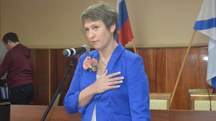 Наталья Бубенщикова вступила в должность главы Каргопольского района