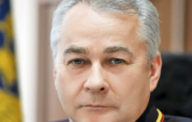 Странные коробки с рисом стали причиной визита в Аксайский район главного полицейского Андрея Ларионова