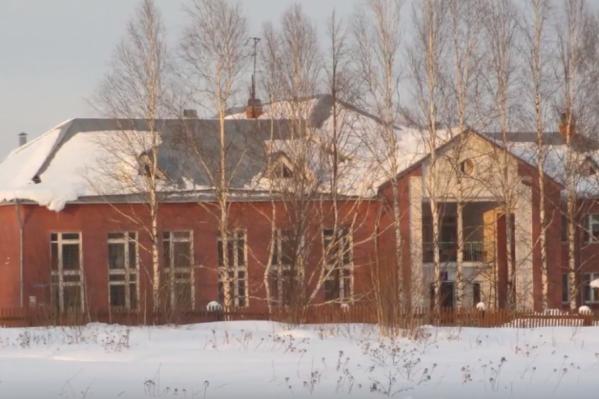 В школе деревни Байболовка теперь учатся только младшеклассники