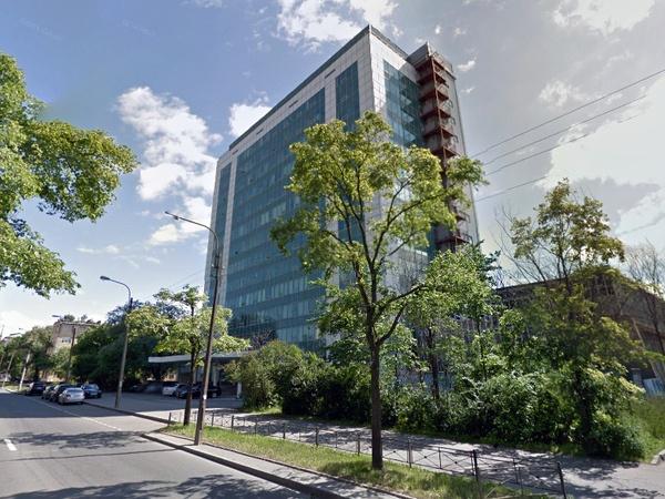 Здание РосНИПИУрбанистики на Бассейной, 21//скриншот страницы сервиса Google.Maps