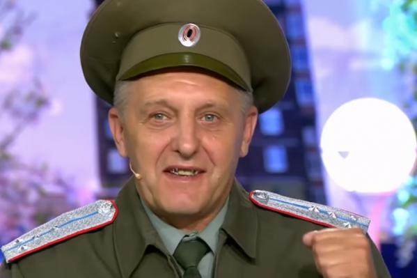 Сергей Горожгий хоть и не выиграл суперприз, но передал приветы