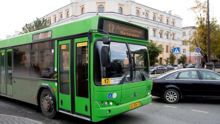 За три месяца по вине водителей общественного транспорта в Тюмени произошло 52 ДТП