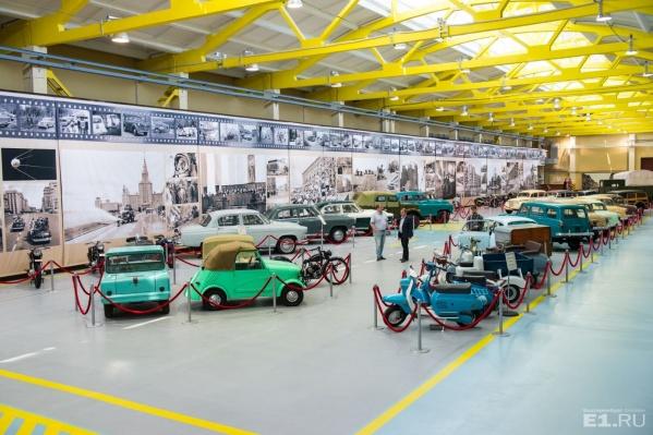 Сейчас в экспозиции музея представлены 150 экспонатов.