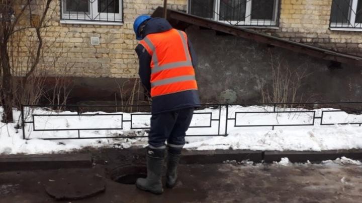 В канализацию рыбинских кафе и магазинов поставили жироуловители