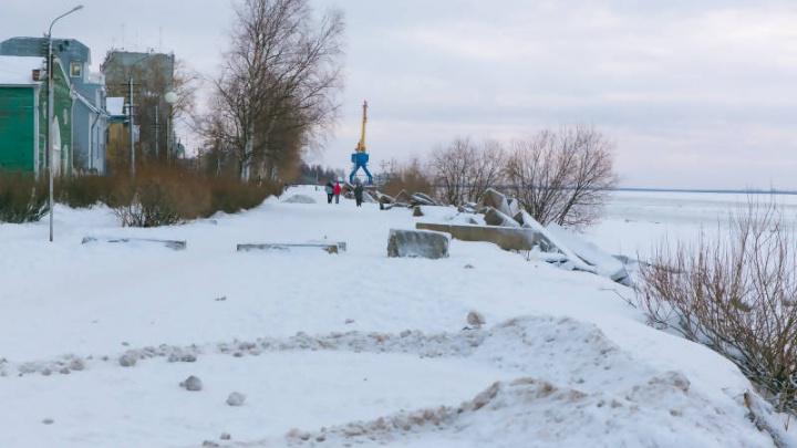 Депутаты облдумы Поморья решили «сэкономить» на набережной Седова