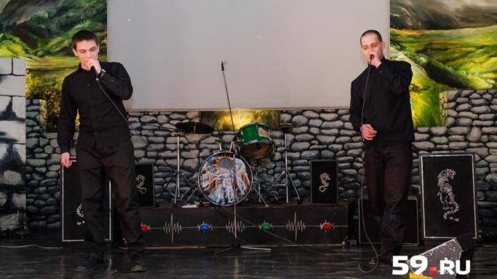 В прикамской колонии «Белый лебедь» рэп-группа осужденных спела про олимпийцев России
