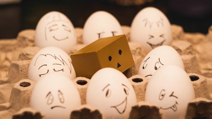 Ростовский супермаркет заплатит 350 тысяч рублей за неубранные с витрин просроченные яйца