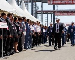 Команда «ЛУКОЙЛ–Волгоградэнерго» победила в конкурсе профмастерства
