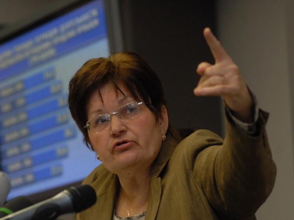 Социолог Татьяна Протасенко, фото: Антонина Байгушева