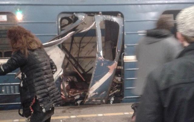 Тюменцы, находящиеся в Санкт-Петербурге, рассказывают о взрыве в метро