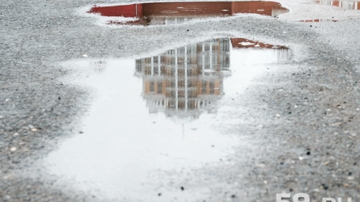 Дожди, грозы, штормовой ветер: МЧС предупреждает прикамцев о плохой погоде
