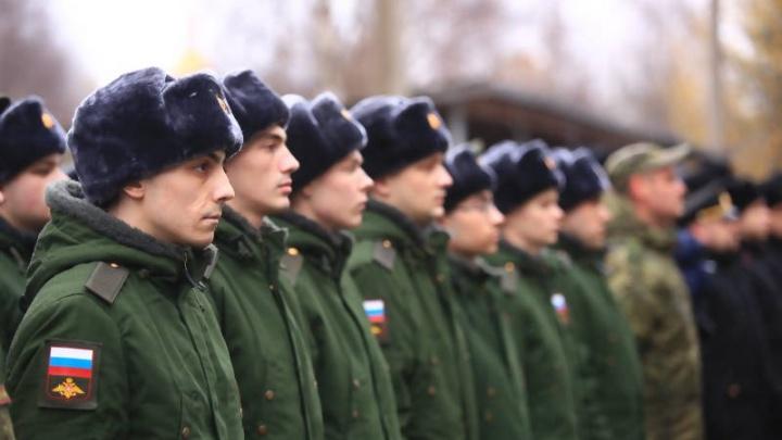 Президентский полк получит 15 призывников из Архангельской области