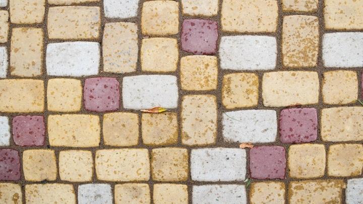 В исправительной колонии под Самарой открыли производство безопасной тротуарной плитки