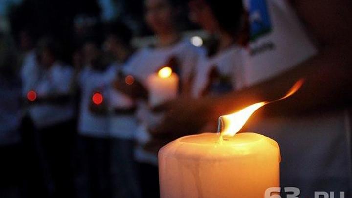 В Самаре вспомнят погибших в войнах со свечами в руках
