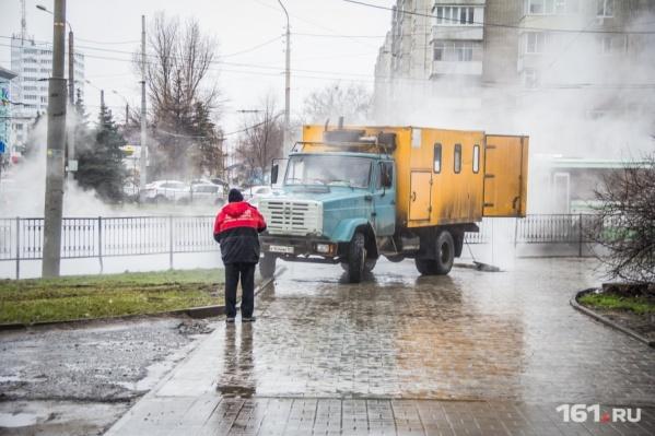 Авария произошла на проспекте 40-летия Победы