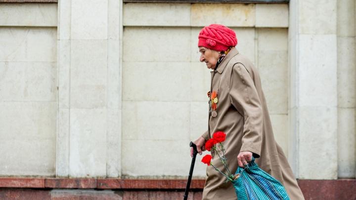 В Ярославле два ветерана заблудились после Дня Победы