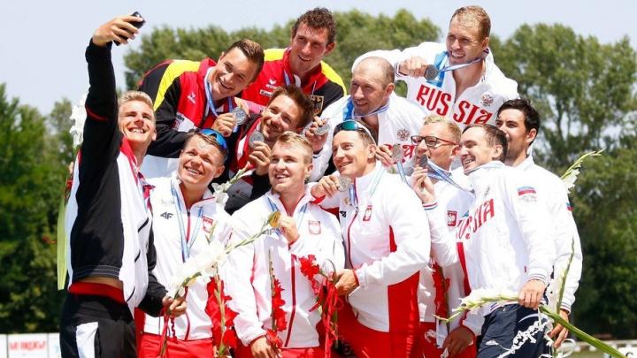 Самарский спортсмен выиграл бронзу на чемпионате Европы по гребле