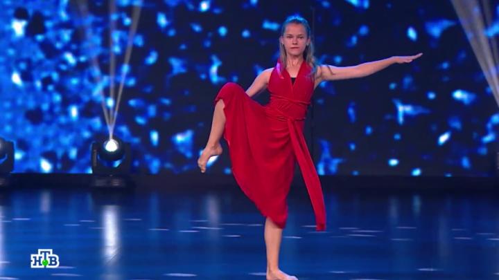 Школьница из Копейска прошла во второй тур шоу «Ты супер! Танцы»