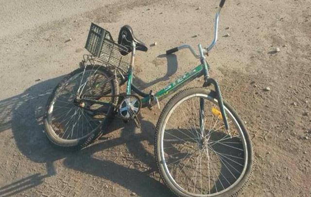 В Самарской области водитель «десятки» сбил 12-летнего велосипедиста