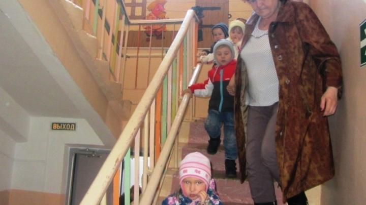 В Ростове эвакуировали детский сад