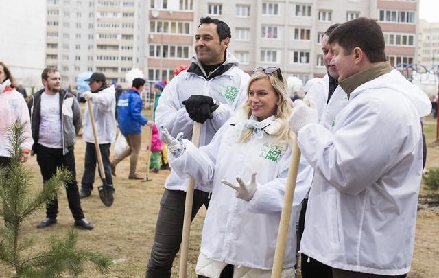 Около сотни ярославцев выложили в соцсети фото с субботника: подборка Instagram