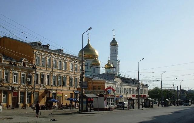 В Ростове в Пасху ограничат движение в центре города