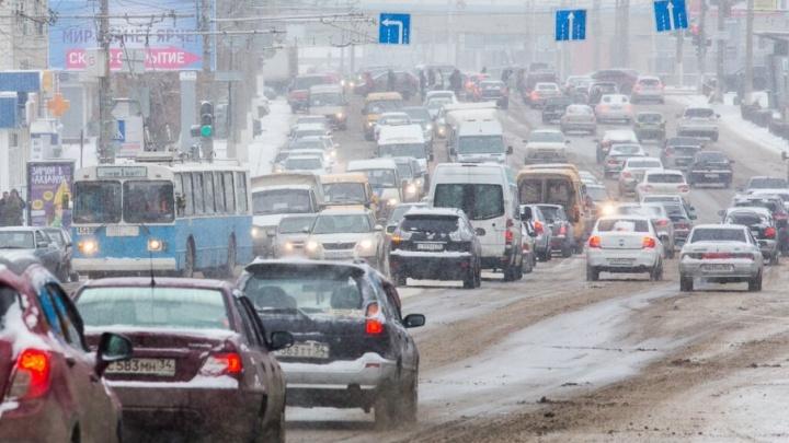 Начинающим водителям Волгограда могут запретить мощные автомобили