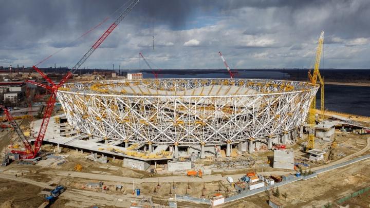 Стадион «Волгоград Арена» могут переименовать после ЧМ-2018