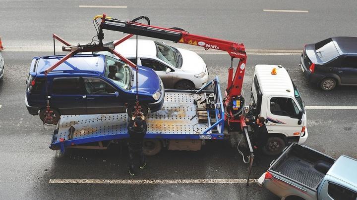 Житель Тюмени воровал автомобили с помощью эвакуатора