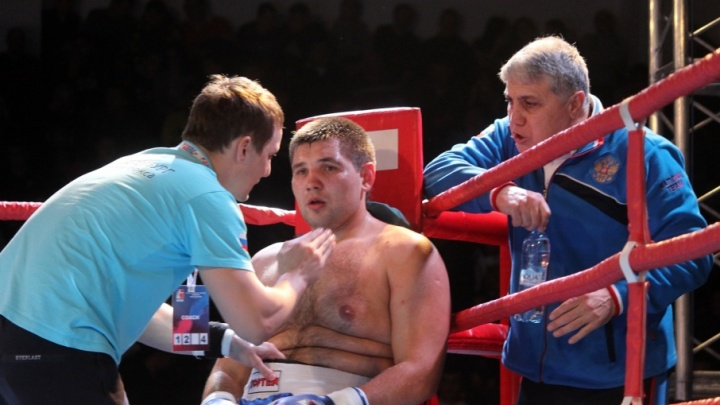 Волгоградский боксер перестал говорить перед боем на чемпионате  мира