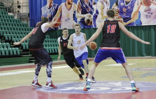 Баскетбольная команда Самары сыграет в плей-офф Суперлиги